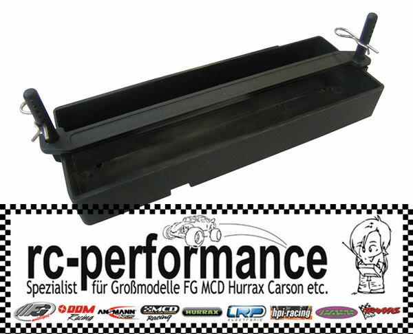 Akkubox LipoBox Akku Halter für Lipo NimH Nicd LiFe FG Brushless 141050 MCD