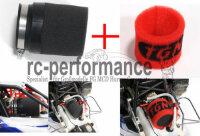 Luftfilter Bundle 4tgl. Filter+Vorfilter+Adapter FG MCD...