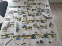 CARSON Restposten Artikel Ausverkauf über 100 Teile
