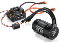 EZRUN MAX8 COMBO SL-4247-2200kv Sensorless T-plug...