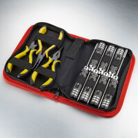 TFL Werkzeugset 10 in 1 + Tasche Zangen...
