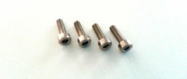 Edelstahlschrauben M3 x 10 mm V2A Innensechskant Schraube Schrauben