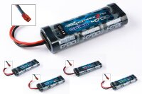 Stick Pack Rocket2 NIMH 1800 bis 4700 mah Team Orion 7.2V...