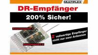 Multiplex Empfänger RX-7-DR M-LINK 2,4 GHz 55811