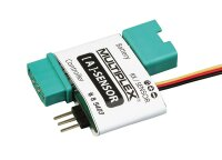 Multiplex Strom-Sensor 35 A (M6) M-LINK 85403 Stromsensor