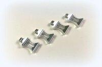 Aluminium Splint-Grip silber 4 Stk. Splint Halter 2440054...