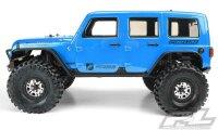Pro-Line Jeep Wrangler Rubicon Karo (klar)Traxxas TRX-4...