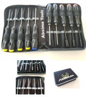 Werkzeugtasche incl. 10 Werkzeugen  Sechskant...