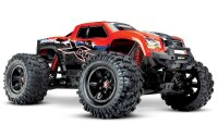 TRAXXAS X-Maxx 4x4 VXL Rot RTR ohne Akku/Lader 1/7 4WD...