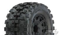 ProLine Badlands MX38 Belted Reifen auf Raid 8x32 Felge...