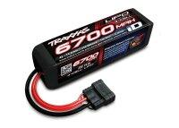 Traxxas Power Cell LiPo 6700mAh 14,8V 25C ID-Stecker...