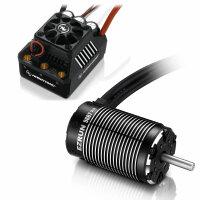 Hobbywing Ezrun MAX6 Combo SL 1100KV Sensorless X-MAXX...
