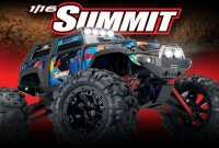 Traxxas 1:16 Monstertruck SUMMIT RTR incl. Ladegerät...
