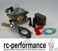 Tuning Vergaser Set WT668 Carbon Fighter MCD Race FG