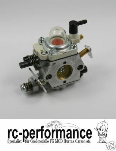 Tuning Vergaser WT 990 FG Hurrax 26ccm Heli MCD CF HPI