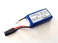 Lipo Batterie Akku 7,4V 800mAh Li-Po Absima Spirit...