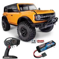 Traxxas TRX-4 2021 Ford Bronco incl. Lipo 1:10 4WD RTR...