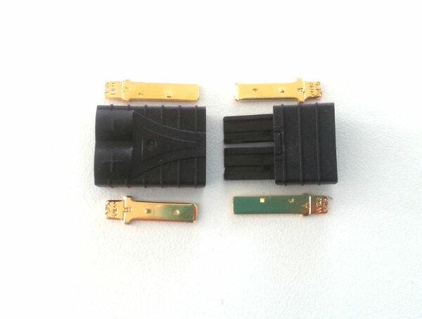 MULTIPLEX TRAXXAS TRX Steckverbinder Stecker 1 PAAR 293060 3060