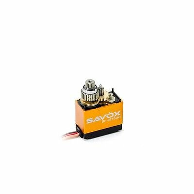 SAVÖX SH-0255MG Servo Digital Nano Micro Taumelscheibe 3,1kg-3,9kg