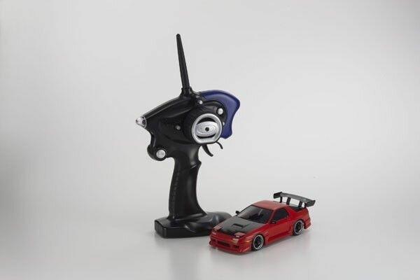 AWD MINI-Z MA020 SPORTS 4WD MAZDA RX7 AERO KIT (KT19) RED incl. Fernsteuerung