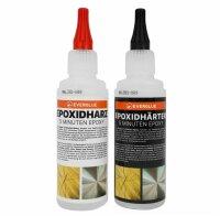 5-Minuten-Epoxy 200g Epoxidharz 100g Epoxidhärter...