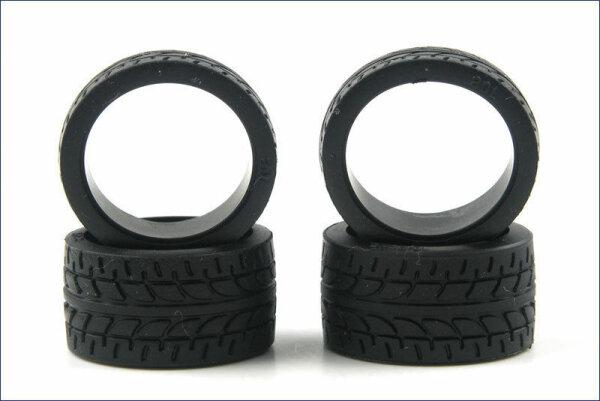 Kyosho Mini-Z  Profilreifen hinten weich MZW38-20 Reifen 1:24 Radial 20, breit