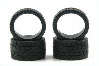 Kyosho Mini-Z  Profilreifen hinten weich MZW38-20 Reifen...