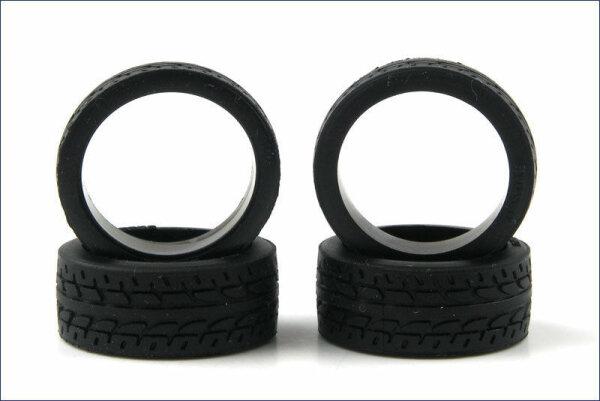 Kyosho Mini-Z  Profilreifen vorne  MZW37-30 Reifen 1:24 Radial, schmal