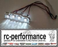 LED Beleuchtungsset incl. Scheinwerfer Extrem hell Licht...