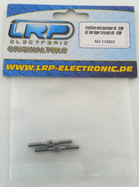 LRP Einstellbare obere Querlenker HA S18M S18 RMT Shark 112533