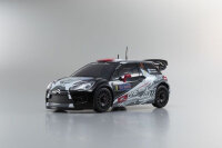 MINI-Z MA015 DWS AWD CITROEN DS3 WRC KIMI RAIKKONEN 4WD...