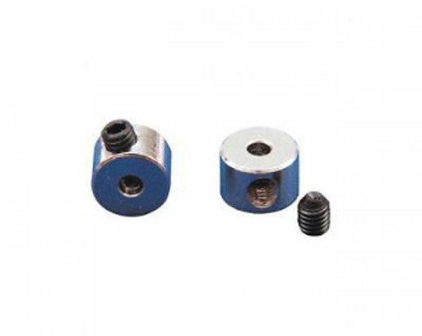 Stellringe 6,1 mm mit Madenschraube für Servogestänge