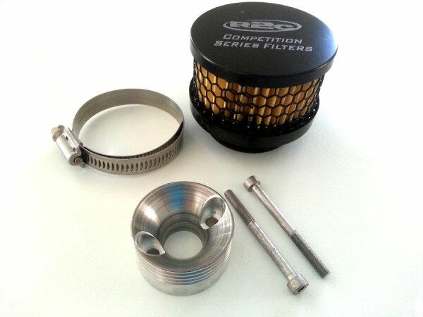 Tuning Luftfilter incl. Adapter passend für FG HPI MCD CF DDM Carson K&N Reely