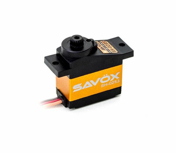 SAVÖX SH-0253 Servo Digital Servo Micro Heli Flugservo