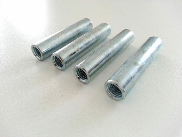 Abstandsbolzen M5 Innengewinde 30mm Länge FG Abstandshalter Gewindehülse