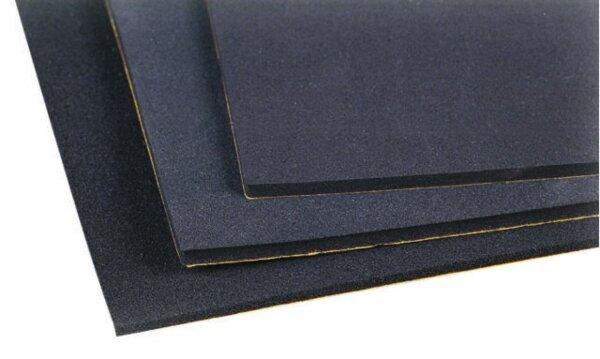 Moosgummiplatte 5mm 300x200 selbstklebend Moosgummi Platte 059852