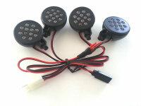 Scheinwerfer incl. 48 LED´s Plug&Play 6V FG HPI...