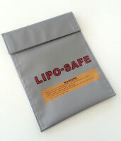 LiPo Safe Guard Lipobrandschutztasche Akku Bag...