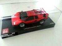 AUTOSCALE LAMBORGHINI COUNTACH CHROME RED (W-RML) Mini-z...