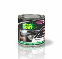 Flüssig Isolation Cover Coat schwarz matt 250 ml...