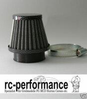 Tuning Carbon Luftfilter FG Carbon Fighter MCD HPI Losi...