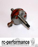 Tuning Kurbelwelle + 2mm geschlossen FG Hurrax MCD...