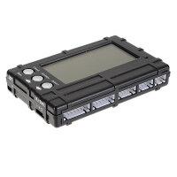 3 in 1 LCD Batterie Entlader Spannungsmesser Balancer...