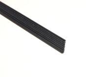 Carbon Fiber Stab 1mm x 750mm CFK Rundstab Kohlefaser