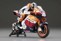 Kyosho Mini-z Moto Racer Bike MC 01 RTR Honda Repsol 2011...