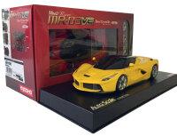 Mini-Z Super Pack Mr03 VE BCS LA Ferrari Rot+ Gratis...