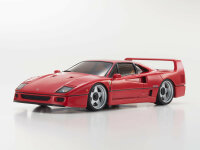 Mini-Z Mr03 Sports 2 Ferrari F40 Rot (W-RM/KT-19) 32237R...