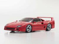 Mini-Z Mr03 Sports 2 Ferrari F40 Rot (W-RM/KT-19) 32237R...