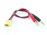 Akku Ladekabel XT60 Stecker Amass Goldkontakt XT 60 998040