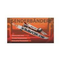SAVÖX Sendergurt Premium SAVÖX-Design,...